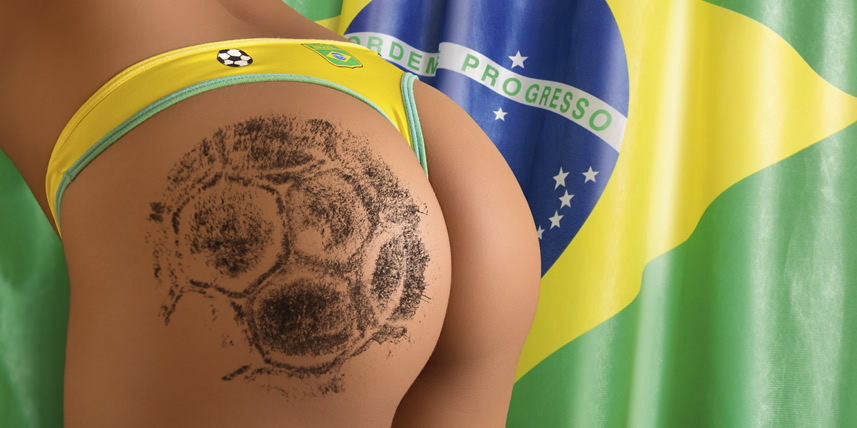 brazilian-ladys-butt-with-stamp-of-football